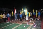 PC. PMII Kutai Timur Gelar Aksi Solidaritas untuk Randi, Mahasiswa UHO Tewas Tertembak