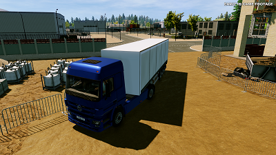 Truck Driver Gameplay