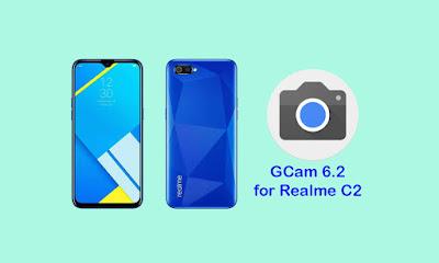 Cara Install dan Download Google Camera (Gcam) di Realme C2