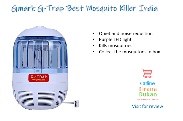 Best indoor mosquito trap India Amazon