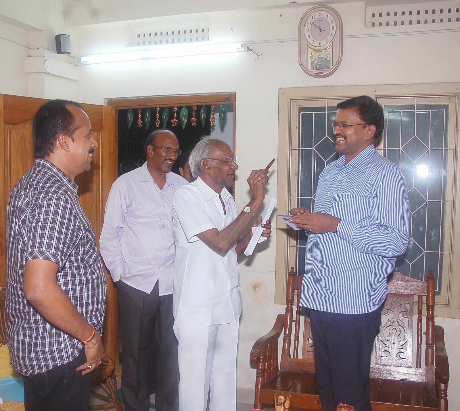 Image result for cbi director vv laxminarayana visits godavari districts