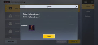 PUBG Lite redeem code get Ramzan event free Suit