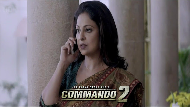 Commando 2 Movie Lady Wallpaper