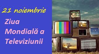 21 noiembrie: Ziua Mondială a Televiziunii