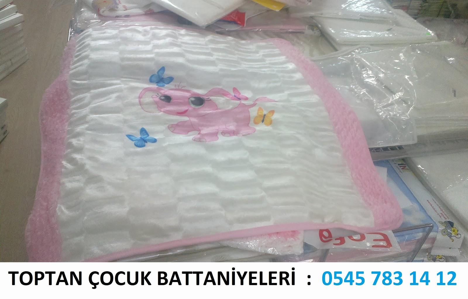 pufpuflu çocuk battaniyesi