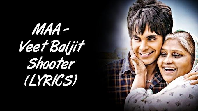 MAA : Veet Baljit Lyrics Jayy Randhawa | Deep Jandu