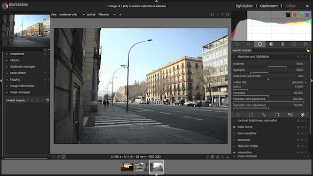 أفضل 5 برامج مجانية لمعالجة الصور الخام لأجهزة الماك