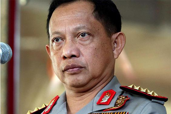 Jendral Tito Karnavian Menyarankan GNPF Tidak Melakukan Demo Dengan Jumlah Massa Yang Besar