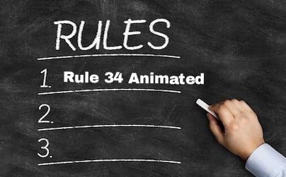 Rule 34 Animated