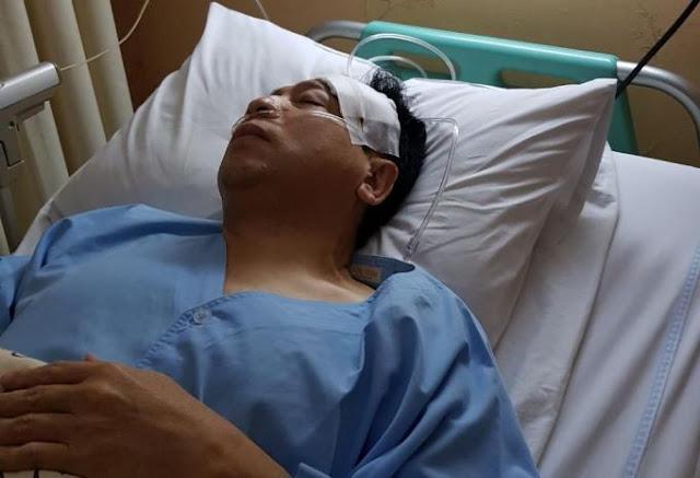 Meski Masih Di Rawat Di RSCM KPK Resmi Tahan Setnov