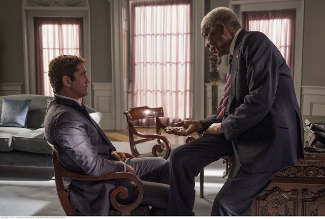 Angel Has Fallen: Film Review