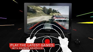 MultiTouch Display, Radeon Graphics, and Amazing Performance