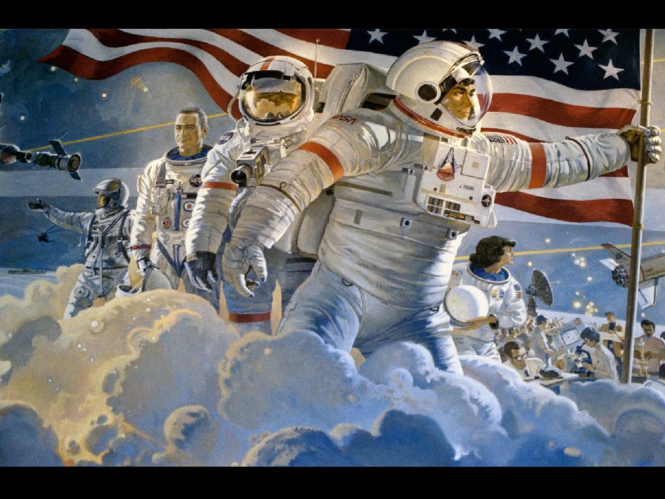 L Astronaute Ce Heros