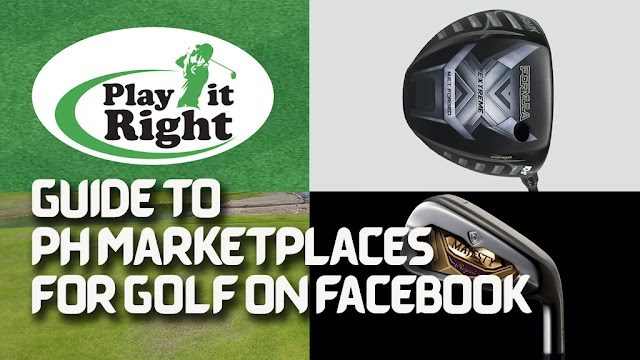 A Guide To PH Marketplaces for Golf Equipment on Facebook