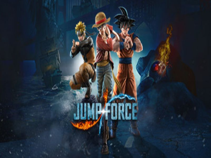 Download JUMP FORCE Game PC Free