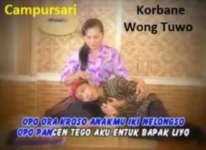 Campursari Korbane wong tuwo mp3