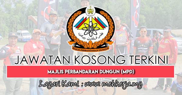 Jawatan Kosong Terkini 2019 di Majlis Perbandaran Dungun (MPD)