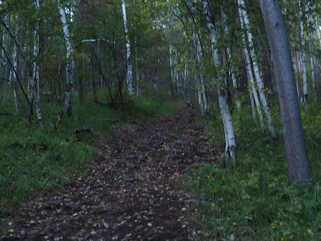 Большая Байкальская тропа (Листвянка – Большие Коты)