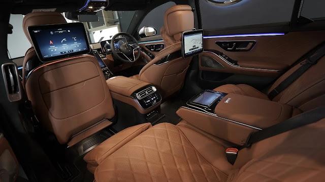 interior mercedes benz s class