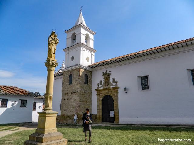 Igreja e Convento de El Cármen, Villa de Leyva, Colômbia