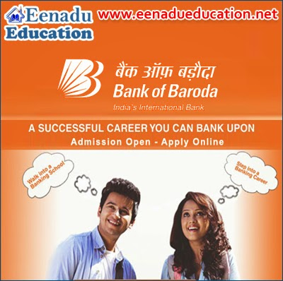 300 Probationary Officers Posts @ Bank of Baroda