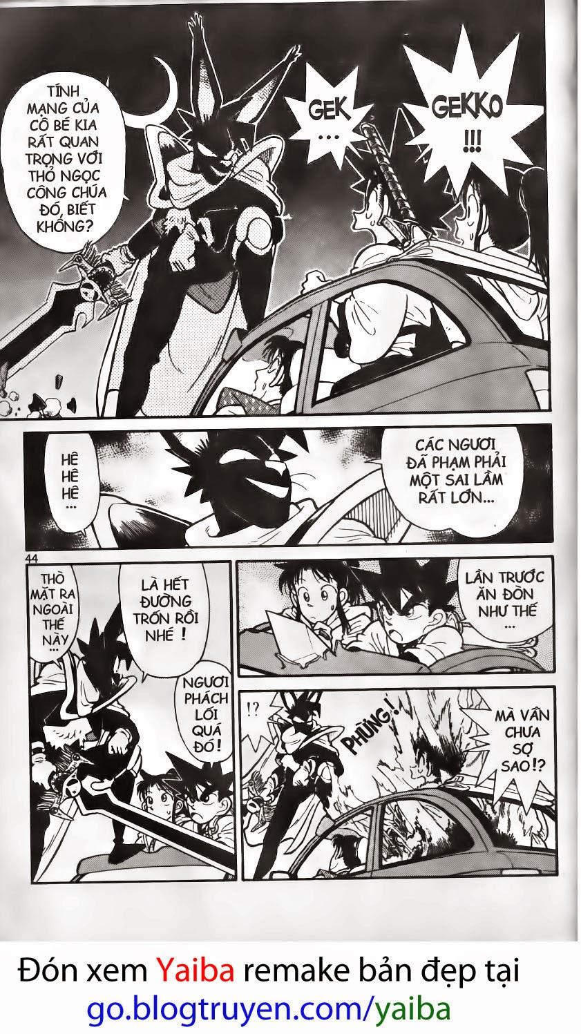 Yaiba chap 146 trang 9