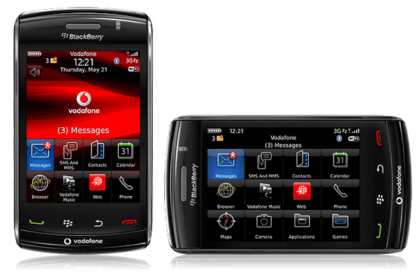 Blackberry 9520 Autoloader