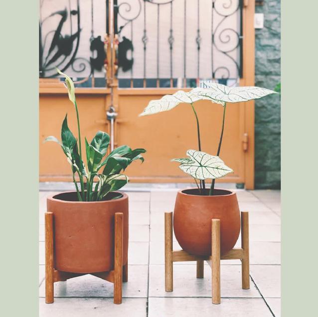 model pot bunga