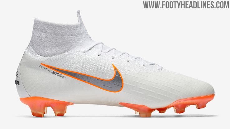 93f3ebb05 Built for speed, the Nike Mercurial Superfly VI boots have a one-piece  Flyknit upper with ACC (All Conditions Control). A new 3-D structure is  present ...