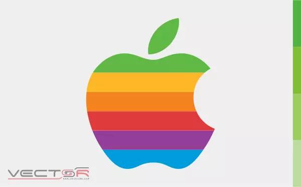 Apple (1977) Logo - Download Vector File CDR (CorelDraw)