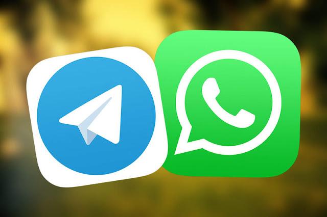 Uma simples foto poderia hackear sua conta do WhatsApp e Telegram