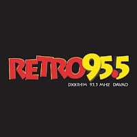 Retro 95.5 Davao logo
