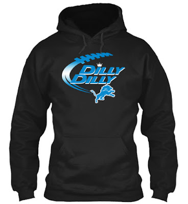 Dilly Dilly Detroit Lions T Shirt and Hoodie, Sweatshir
