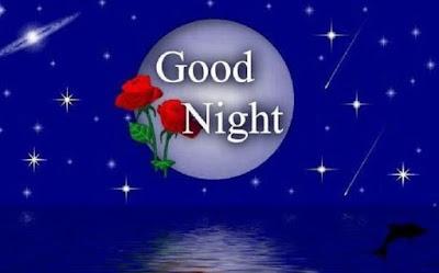Good Night Status in English
