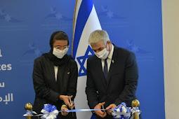 Israel Resmi Buka Kedutaan Besar di Uni Emirat Arab usai 9 Bulan Perjanjian Normalisasi