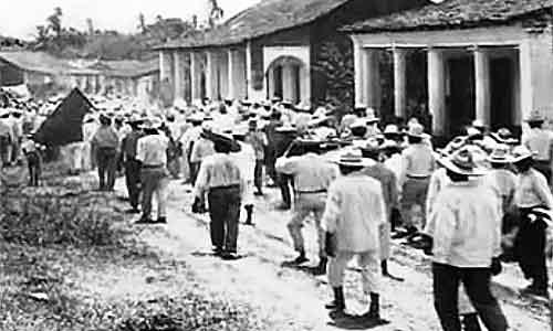 La rebelión de Acayucan en 1906