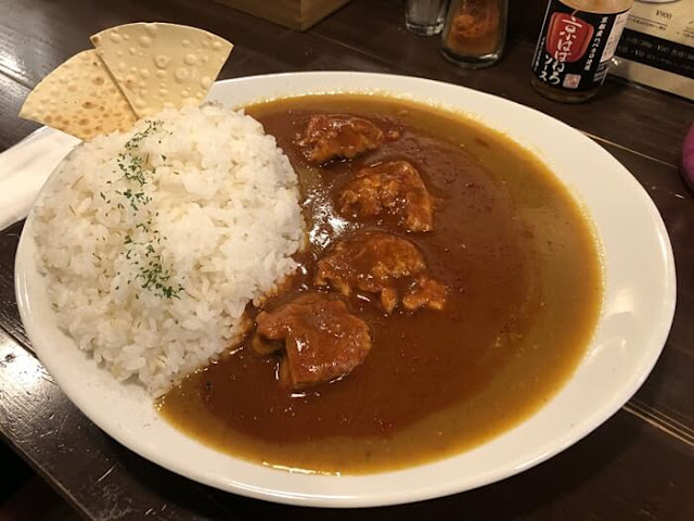 Kara-Kusa Curry カラクサカレー