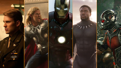 Ranking the Marvel Cinematic Universe Films (So Far) - The Road to 'Infinity War'
