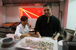 Redescubriendo Madrid LArtisan Furansu Kitchen