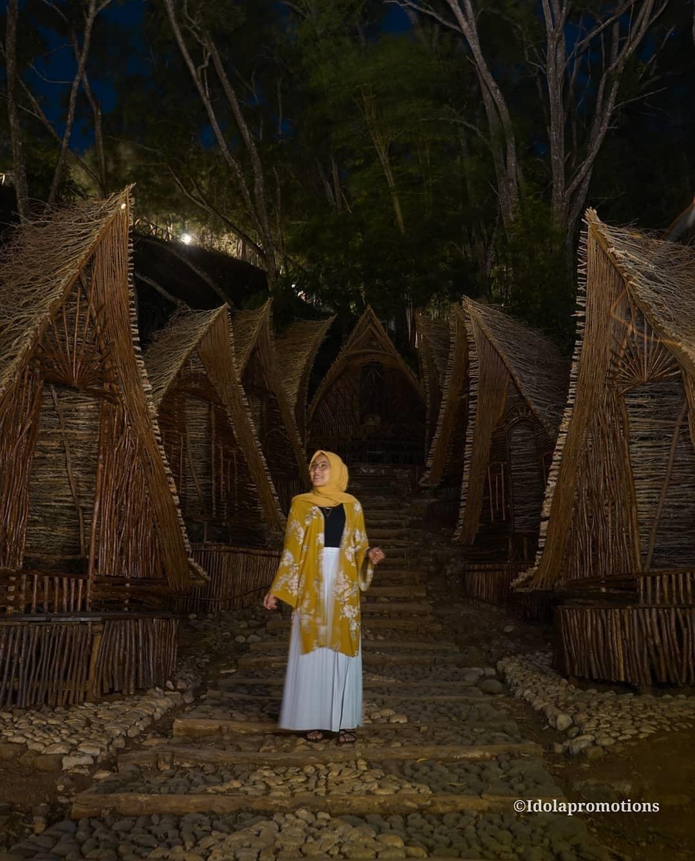 Rute Wisata Malam Seribu Batu Songgo Langit