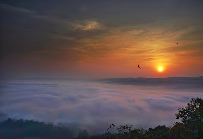 Rute Dan Lokasi Bukit Pamoyanan Subang,