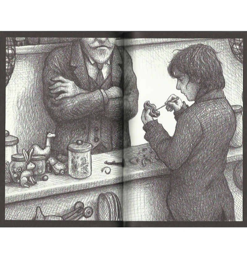 The Invention Of Hugo Cabret Ebook