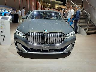 BMW in Frankfurt Motor Show