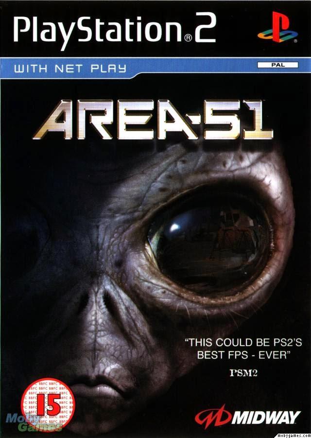 Area 51 Ps2 Iso wwwjuegosparaplaystation.com