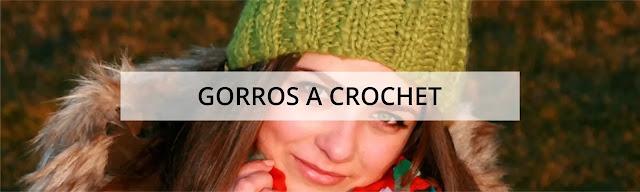 [Ropa y Accesorios] Gorros y Sombreros a Crochet