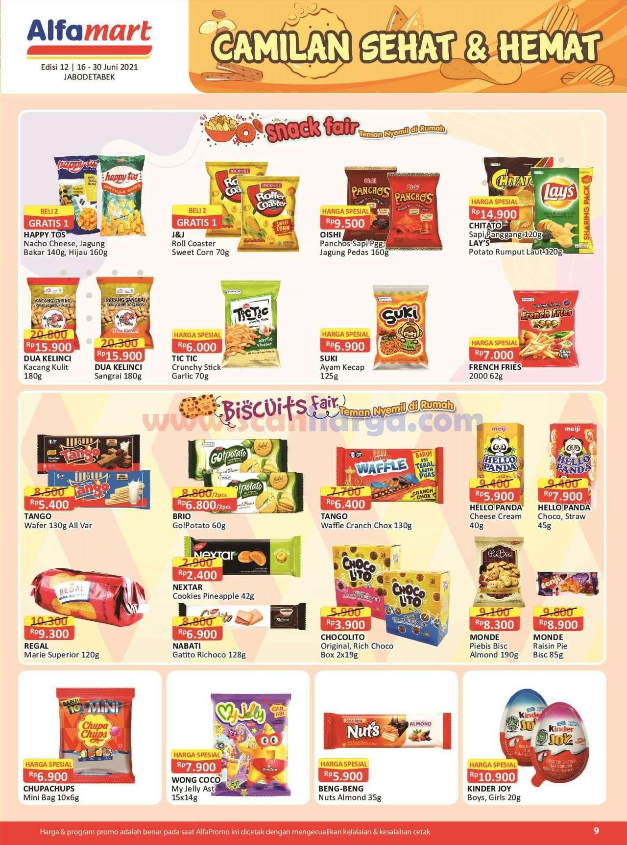 Katalog Promo Alfamart 16 - 30 Juni 2021 9