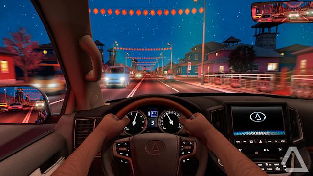 Driving Zone Japan Mod Apk