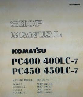 SEBM033012 PC400-7 PC400LC-7 PC450-7 PC450LC-7