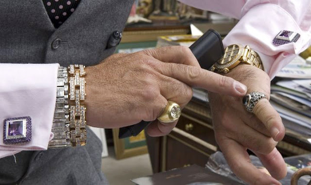 jorge eljuri anillo diamante negro frank sinatra