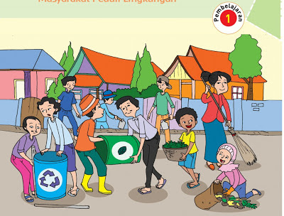 Buku  Siswa Tematik Kelas 6 Tema 7 Revisi 2018 Kurikulum 2013 Semester 2